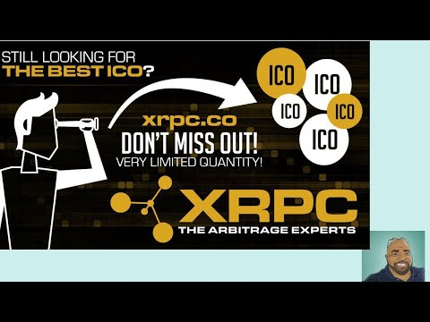 XRPC ICO - The real deal!