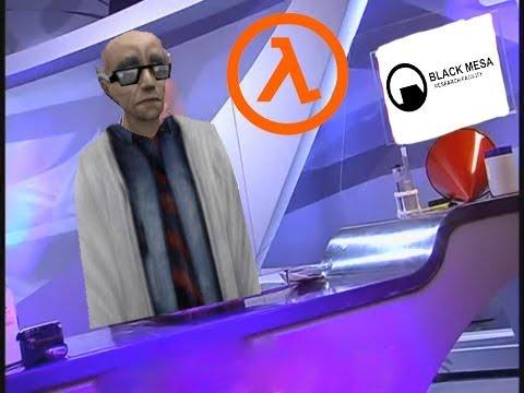 [Half-Life SFX] Program Galileo in Black Mesa
