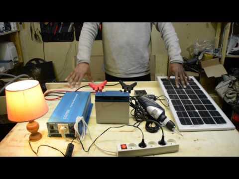 Energie Solaire : Les 4 éléments indispensables