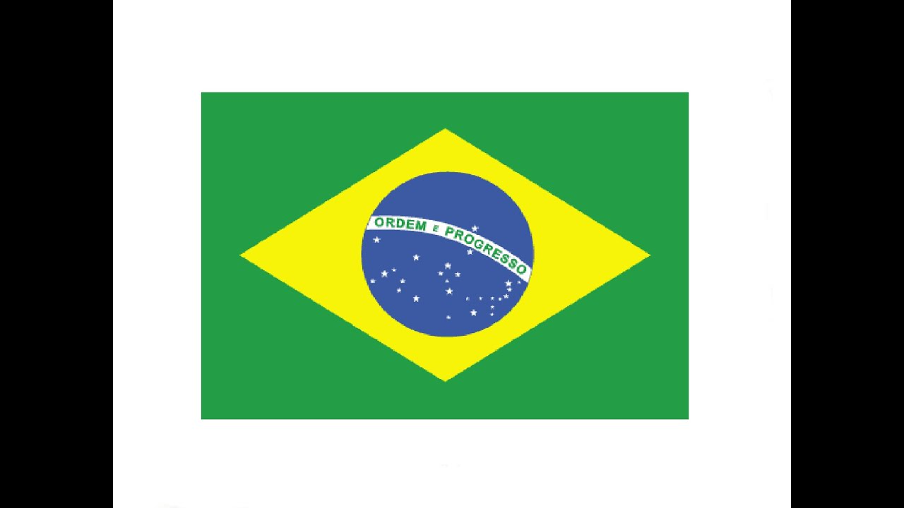 Why Is The Brazil Flag Like It