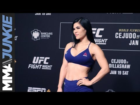 UFC Brooklyn official weigh in highlights