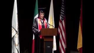 Alma Julieta Herrera Perez Discurso de graduacion