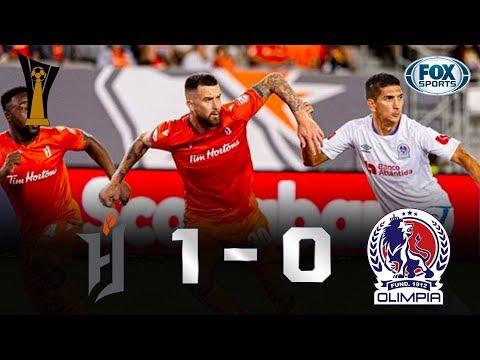 Forge FC - Olimpia [1-0] | GOLES | Octavos de final (Ida) | CONCACAF Liga de Campeones
