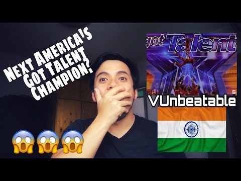 VUnbeatable - America's Got Talent 2019 - Filipino in Singapore Reaction Video