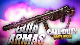 EL REY (BAR)   GUIA DE ARMAS EN CALL OF DUTY: WW2