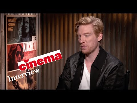 """The Kitchen"" Domhnall Gleeson im Interview"