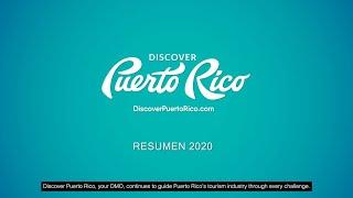 Discover Puerto Rico: Resultados 2020