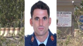 Fallece el piloto del caza accidentado en Morón