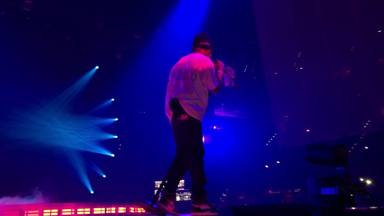c317cd37bb2d 11 - STOP TRYING TO BE GOD - Travis Scott (ASTROWORLD: Wish You Were Here  Tour Raleigh, NC '18)