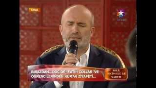 Halil Necipoğlu - Kuran Aşir - Haşr Suresi (21-24) Lev Enzelna
