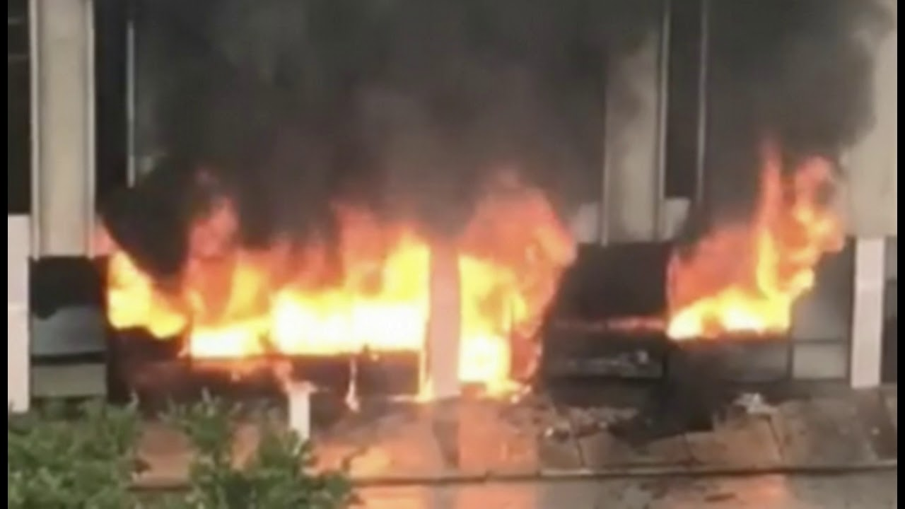 Entire Texas National Guard Activated, Explosion Rocks Store In ...