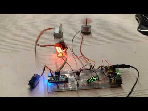 Full Download Two Stepper Motor Controlled By An Atmega328p