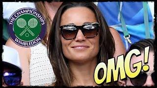 Wimbledon : Carole et Pippa Middleton virées des tribunes VIP !