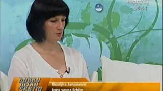 Gambar cover YOGA SAVEZ SRBIJE - Bosiljka Janjusević, TV Happy, 06 08 2011.