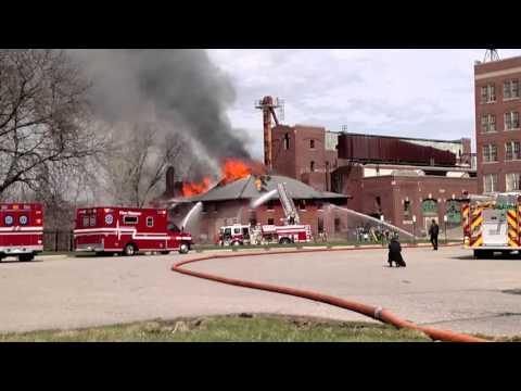 Eloise bakery fire