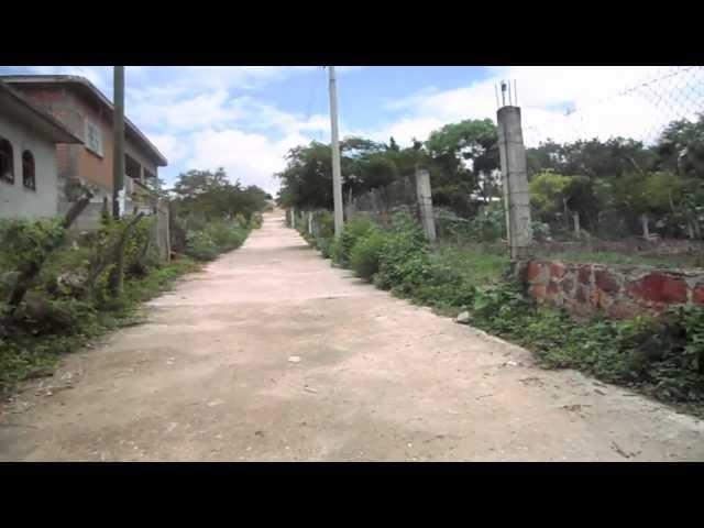Recorrido por algunas calles de San Juan Pilcaya, Puebla 2012 [1]