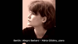 Bartok: Allegro Barbaro BB 63, Sz. 49