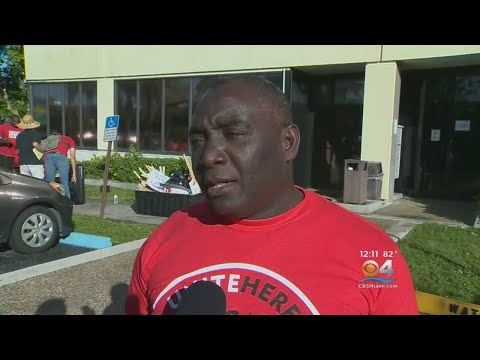 Miami, Palm Beach Protests Over Trump Admin. Ending Haitian TPS