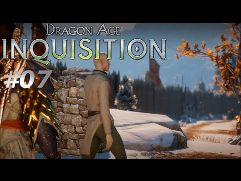 Let's Play Dragon Age Inquisition #07 (Blind) - Gespräche unter Verbündeten