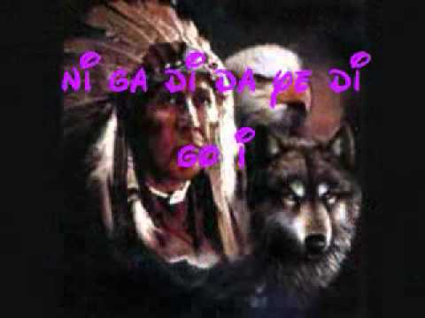 Native American - Amazing Grace (in cherokee) - YouTube