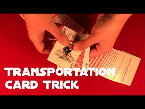 Impossible Card Trick You Have To See!