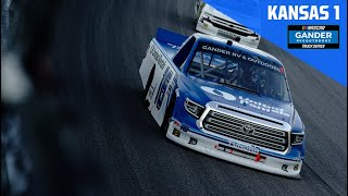 Blu-Emu Maximum Pain Relief 200 from Kansas Speedway | NASCAR Truck Series Full Race Replay