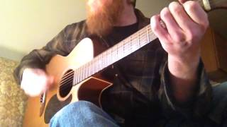 Black Muddy River- Grateful Dead, by Brock Butler