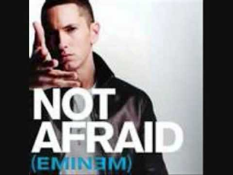 EminemNot Afraid clean version