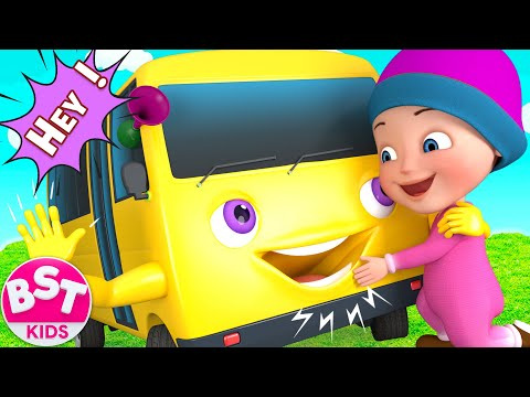 Johny Johny Yes Papa - DAILY ROUTINES SONG - BEST 3D Nursery Rhymes for Children