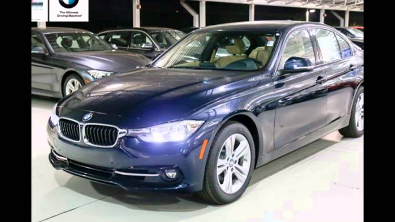 2016 Bmw 435i Convertible Imperial Blue Metallic Youtube