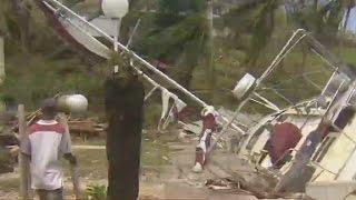 Cyclone Pam devastates Vanuatu