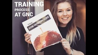 The Training Process at GNC