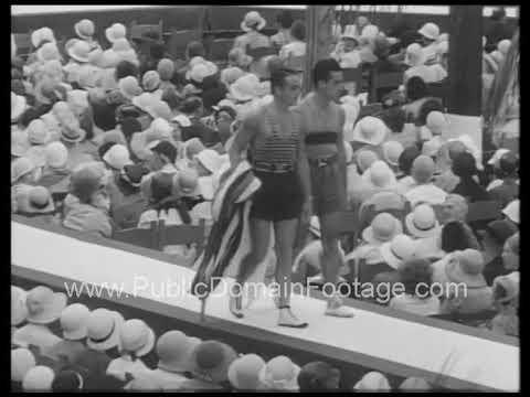 men's-swimsuit-and-beach-fashions-1932-archival-footage-.-publicdomainfootage.com