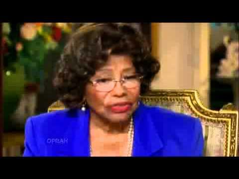 Katherine Jackson and the kids on Oprah part 1/3