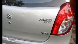 ALTO 800  FULL REVIEW (TAMIL)