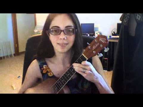 Perform This Way Born This Way On Ukulele Youtube