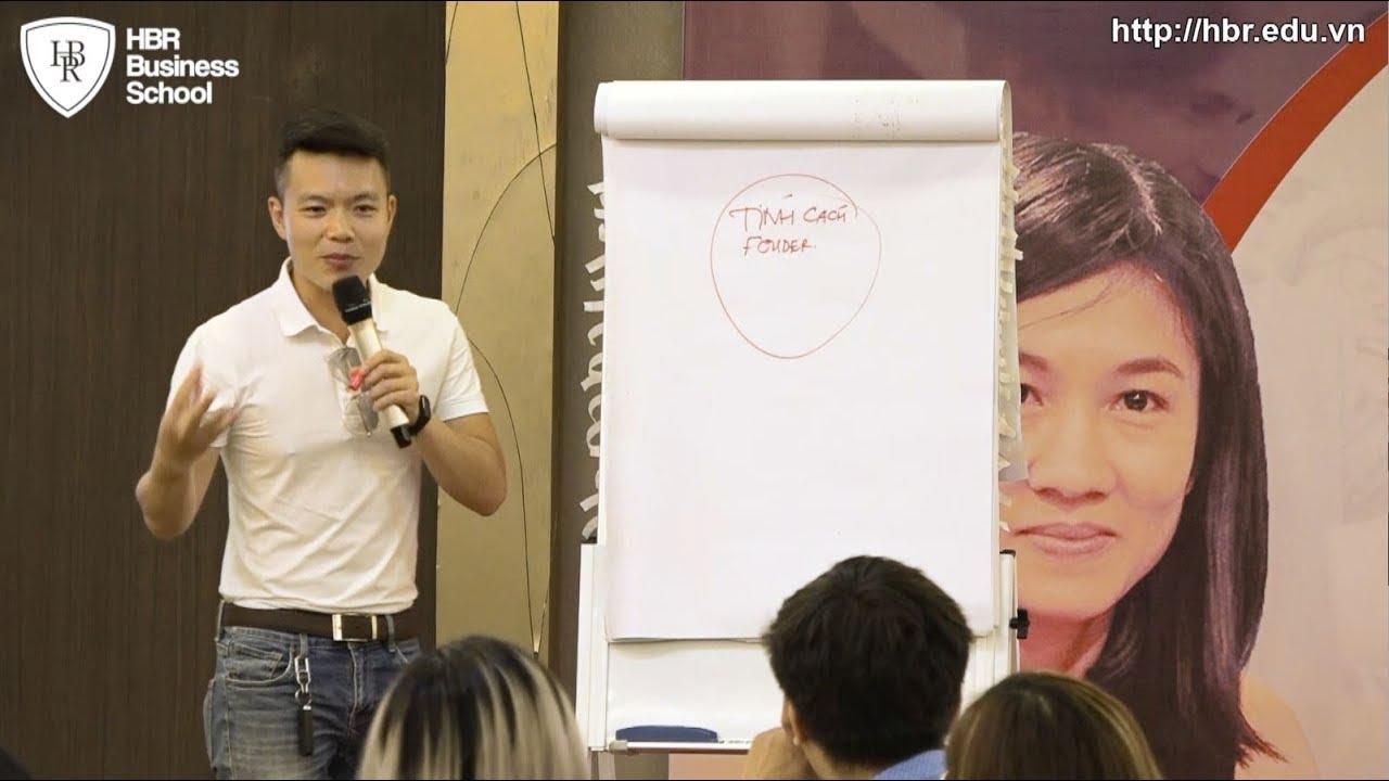 Xây dựng văn hóa doanh nghiệp – A Nguyễn Việt Hòa – CEO thời trang YODY