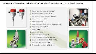 "Danfoss Learning - ""CO2 Module 3a - Industrial Refrigeration"" eLesson preview"