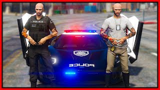 GTA 5 Roleplay - I BECOME CHIEF OF POLICE | RedlineRP