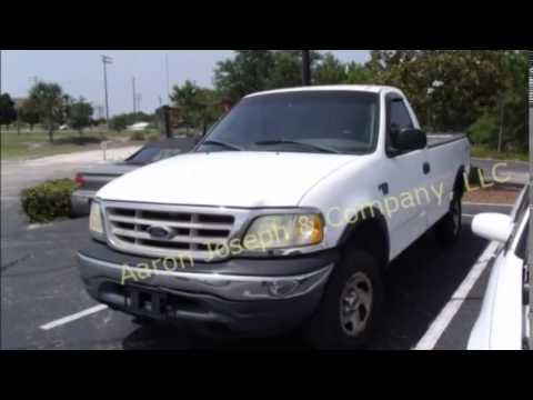 City of Destin Vehicle Auction, August 2, 2014 by Global Auction Services