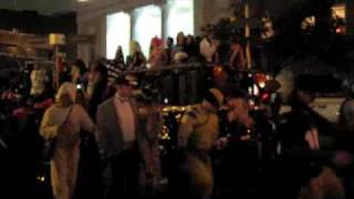 NYC Village Halloween Parade 2009: Dance Float