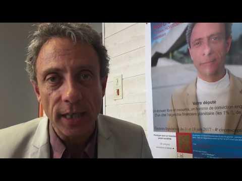 Marc Jutier Législatives 2017