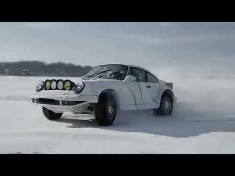 hoonigan dtt 208 rally porsche on ice larry chen will. Black Bedroom Furniture Sets. Home Design Ideas