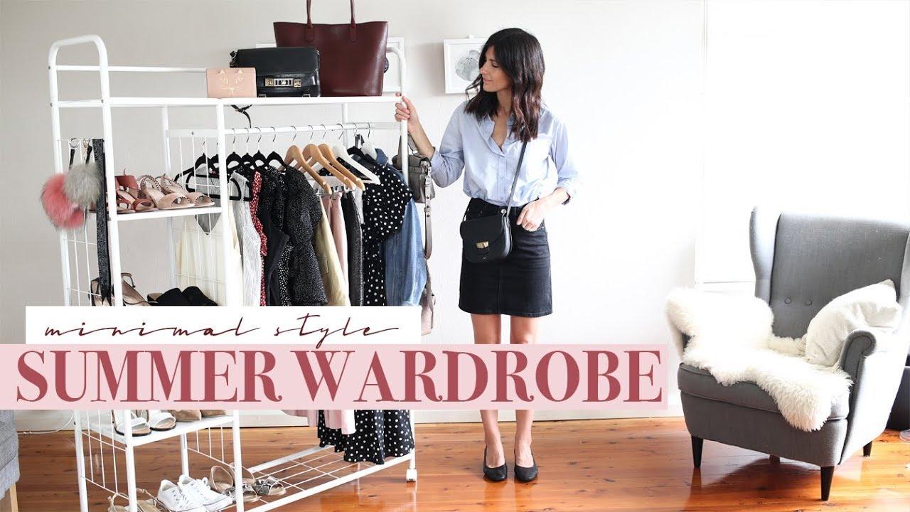56ba792799ea Summer Wardrobe Lookbook 2017 2018 - 9 Casual   Workwear Outfits ...