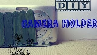 Make Your Own Camera Holder | Out Of Popsicle  Sticks