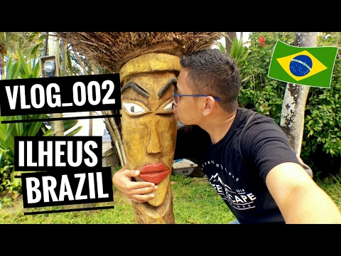 Ilheus BRAZIL! Amazing Place (Filmed with iphone 6s plus)