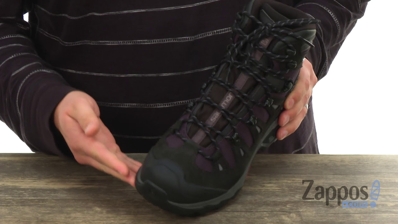 6026e735a2a Salomon Quest 4D 3 GTX® SKU: 8997868 - YouTube