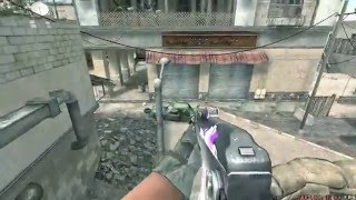CoD4 Promod Strafes, Bounces and Elevators