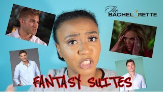 Reacting to Hannah Brown's FANTASY SUITES| The Bachelorette Week 10| Bachelor Nation| Beauty By Lili