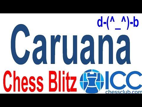 ♚ GM Fabiano Caruana ☆ Chess Blitz Games d-(^_^)-b  ☆ Internet Chess Club August 7 2015